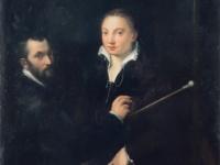 Bernardino Campi ritrae Sofonisba