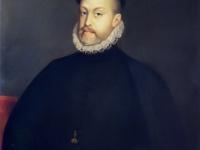 Ritratto di Filippo II, re di Spagna
